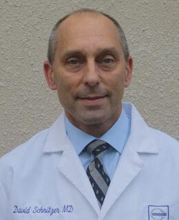 A Photo of: David B. Schnitzer, M.D.