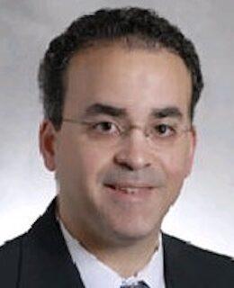A Photo of: Juan F. Lebron, M.D.